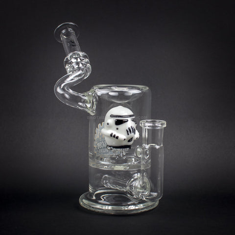 Chameleon Glass Stormtrooper Water Pipe