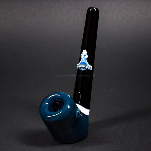 Chameleon Glass Manhattan Traditional Standing Sherlock - Blue