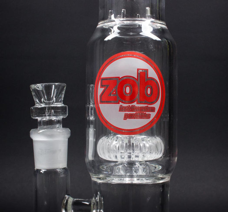 Zob Glass Straight Inline to UFO Bong