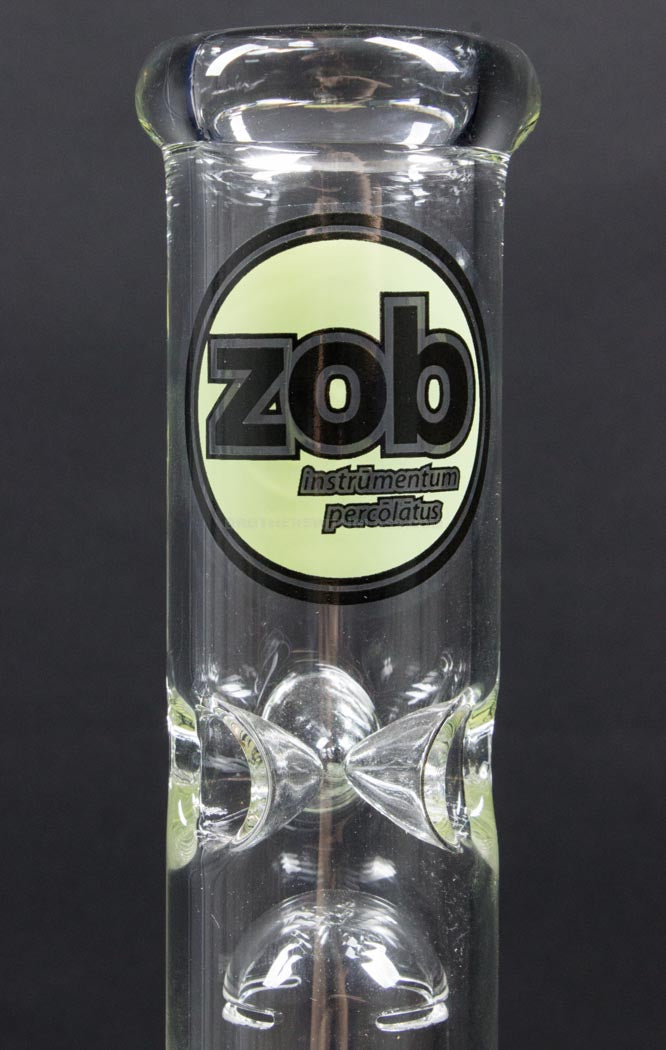 Zob Glass UFO Beaker Water Pipe