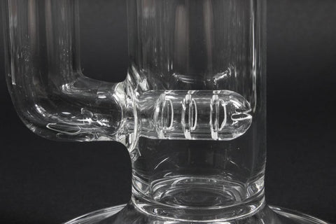 Special K Soft Glass Spiral Neck Bong
