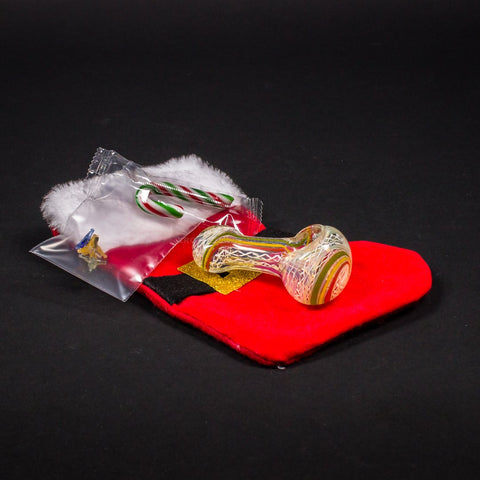 BWG Mini Stocking Stuffer Hand Pipe Gift Set