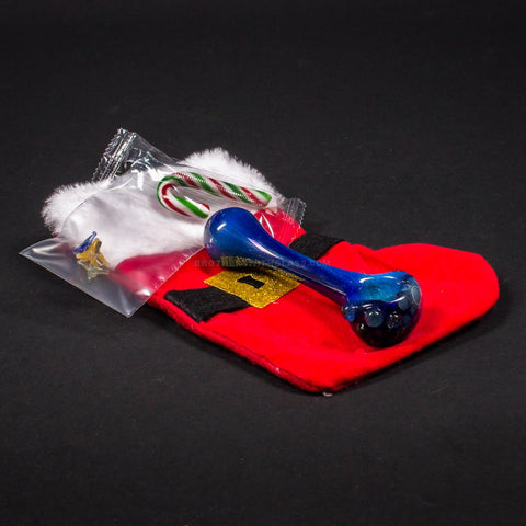 BWG Mini Stocking Stuffer American Hand Pipe Gift Set