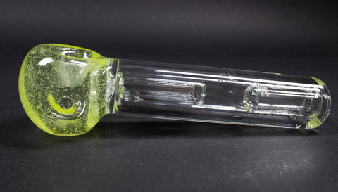 Chameleon Glass Spill Proof Monsoon Spubbler Water Pipe - Nova