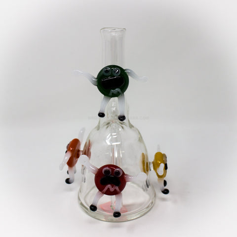 Tim Berg Glass M & M Dab Rig