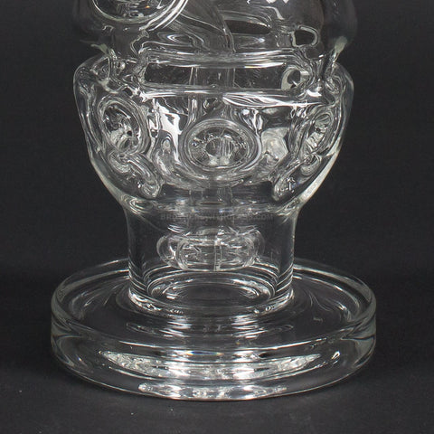 No Label Glass Fab Egg Bong
