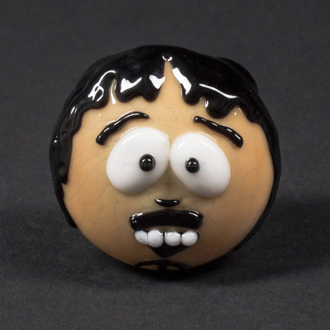 Chameleon Glass South Park Randy Marsh Pendant