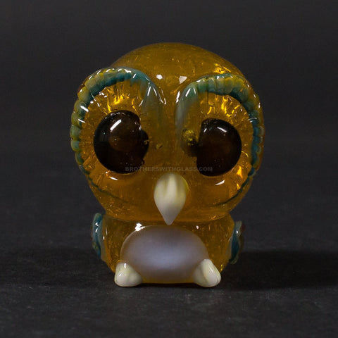 Nathan Belmont Glass Lil Hoot Pendant