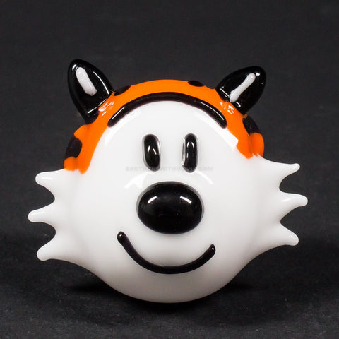 Chameleon Glass Calvin and Hobbes Pendant - Hobbes