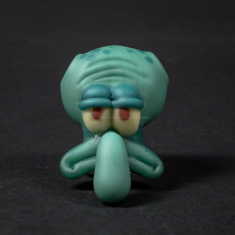 Glass Pav Squidward Pendant