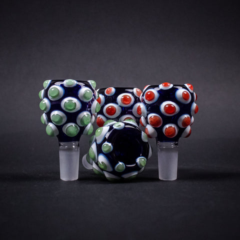 Goo Roo Designs 14mm Color Dot Slide