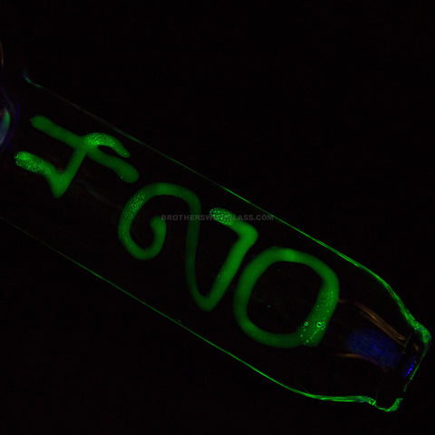 Chameleon Glass 420 Secret Word Hand Pipe