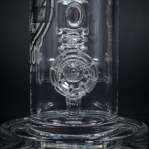 C2 Custom Creations 50mm Daisy Jet Perc Bong