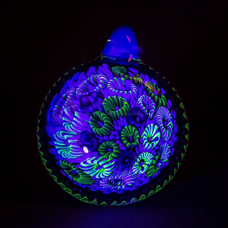 JB Glass Coral Implosion Pendant