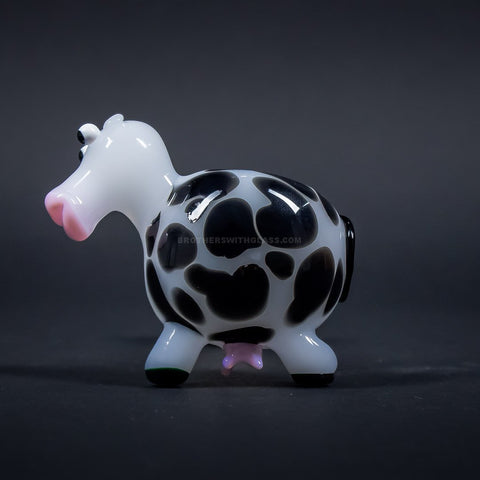 Goo Roo Designs Cow Hand Pipe
