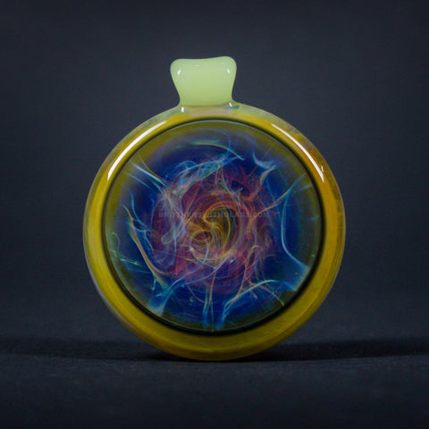 Beer Glass Chaos Antidote Pendant