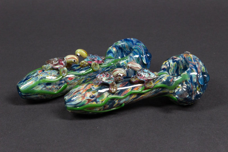 Empire Glassworks Animal Themed Hand Pipe