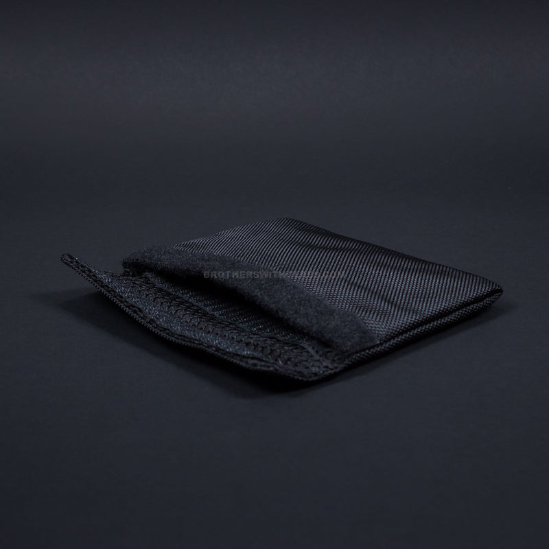 Smell Proof Carbon Travel Pouch - Small