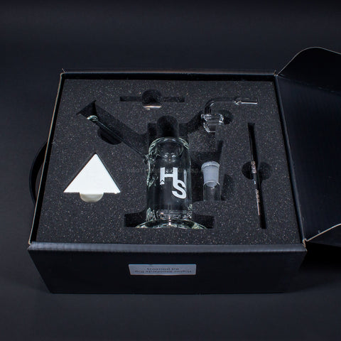 Higher Standards Heavy Duty Inline Dab Rig
