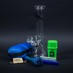 American Glass Bundle Kit - Beaker Bong