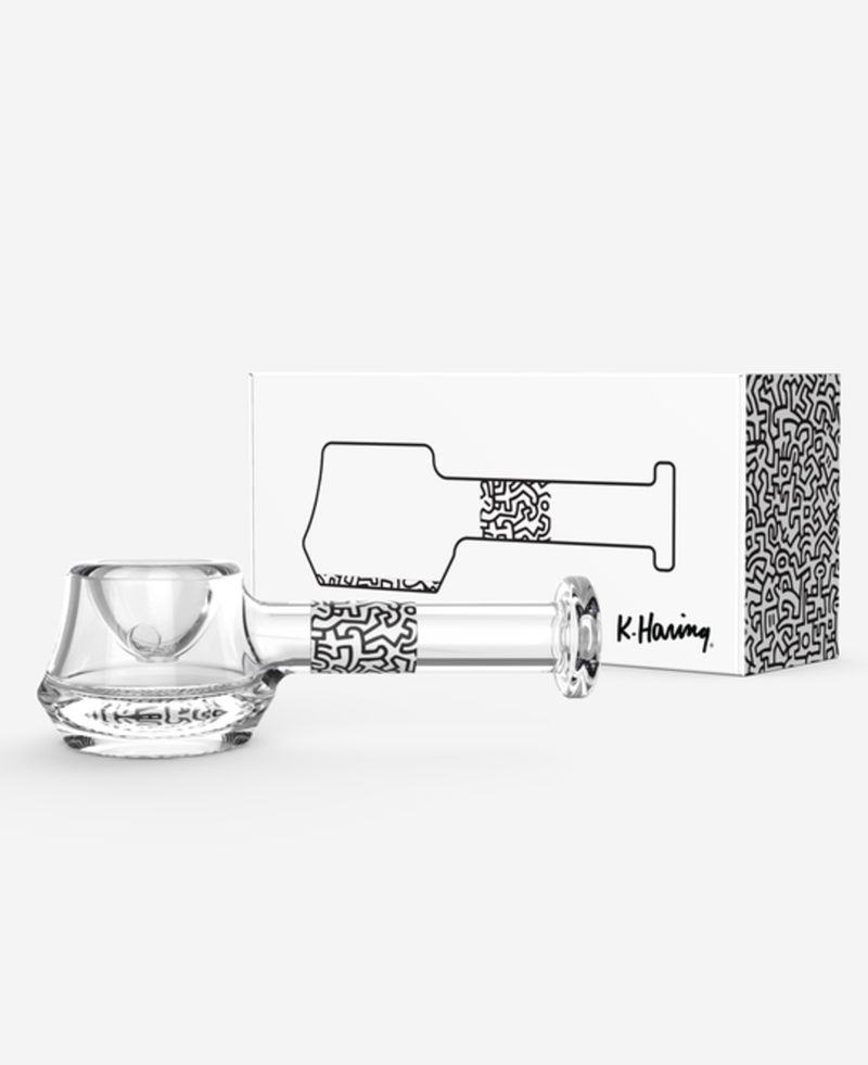 K. Haring Glass Complete Glass Set