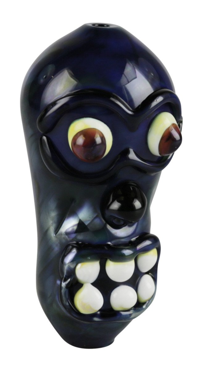 Lil Crazy Face Hand Pipe