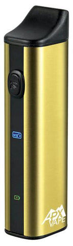 Pulsar Glass APX Dry Herb Vaporizer Kit - Gold