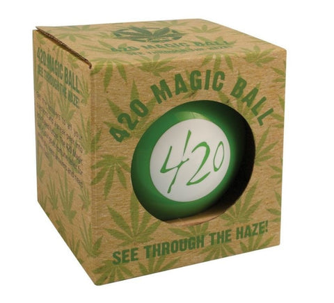 Fortune Teller 420 Magic Ball