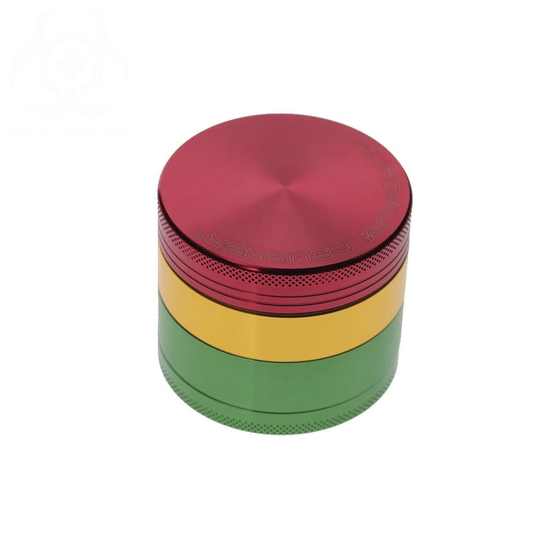 2.5 In Chromium Crusher Grinder - Rasta