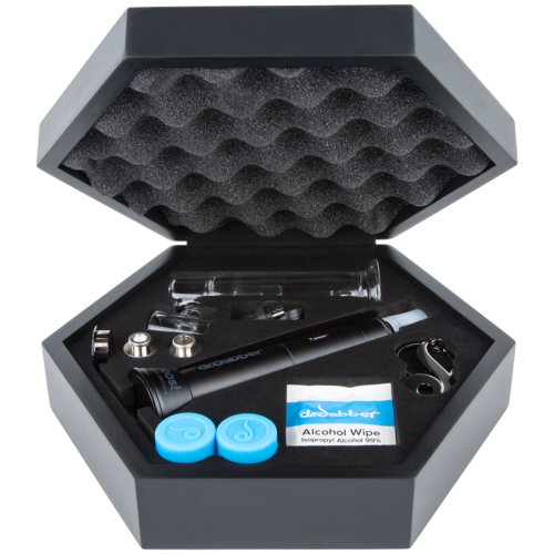 Dr Dabber Boost Vaporizer - Black Edition