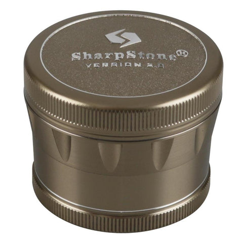 2.5 in Sharpstone 2.0 4pc Grinder - Bronze