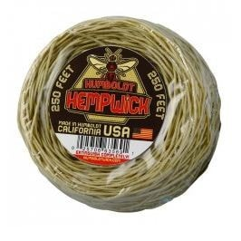 Humbolt HempWick - 250ft - Brothers with Glass