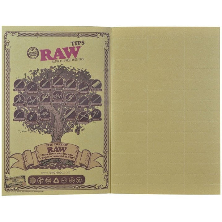 Raw Booklet of Tips