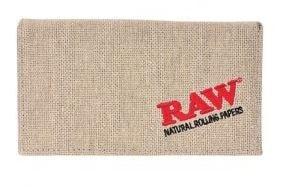 Raw Smoking Wallet - Brothers with Glass - 1