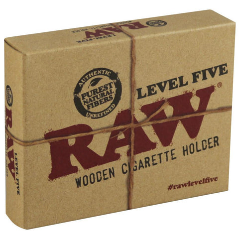 Raw Level 5 Wooden Joint Holder
