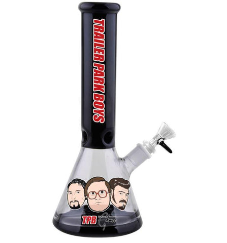 Trailer Park Boys Glass Beaker Bong - The Boys