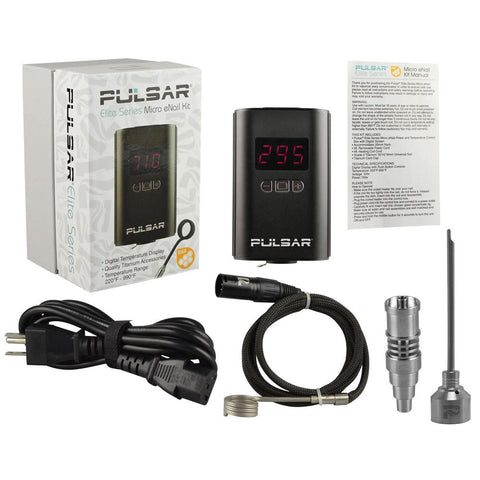 Pulsar Glass Elite Series Micro Enail Kit