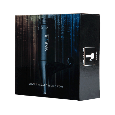 Vapor 2 In 1 Slide Vaporizer Attachment and Vape Pen