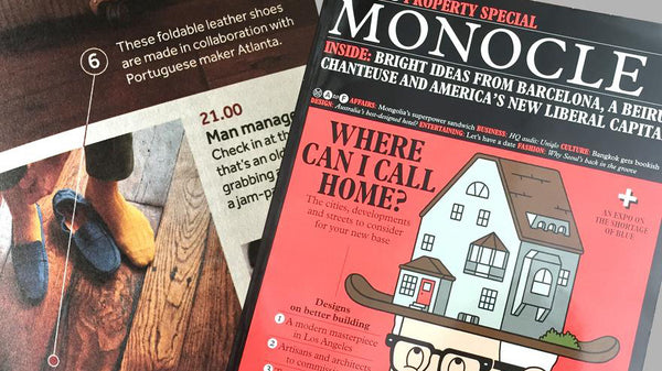Featured in Monocle Magazine