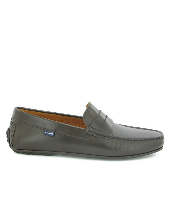 City Loafers in Leather
