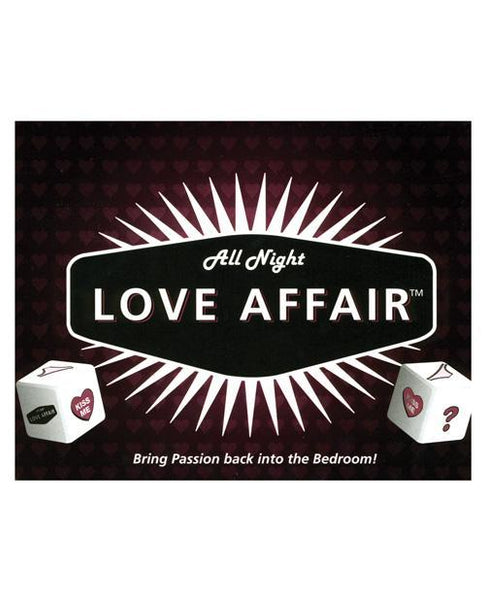 All Night Love Affair Game-LoveBoxToys.com