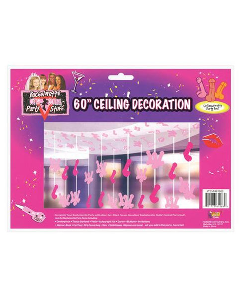 Bachelorette Ceiling Decoration-LoveBoxToys.com