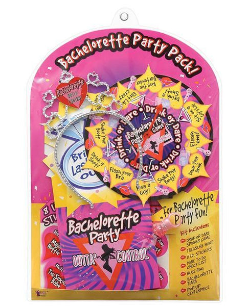 Bachelorette Outta Control Party Pack-LoveBoxToys.com
