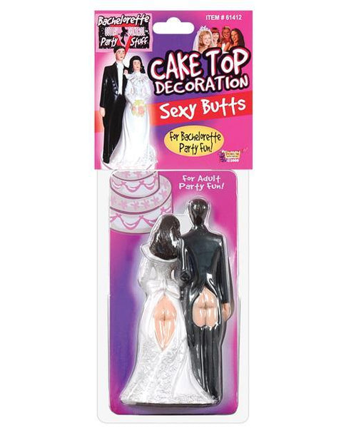 Bachelorette Party Cake Top Decoration - Sexy Butts-LoveBoxToys.com
