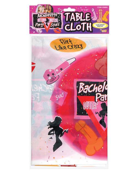 Bachelorette Table Cloth-LoveBoxToys.com