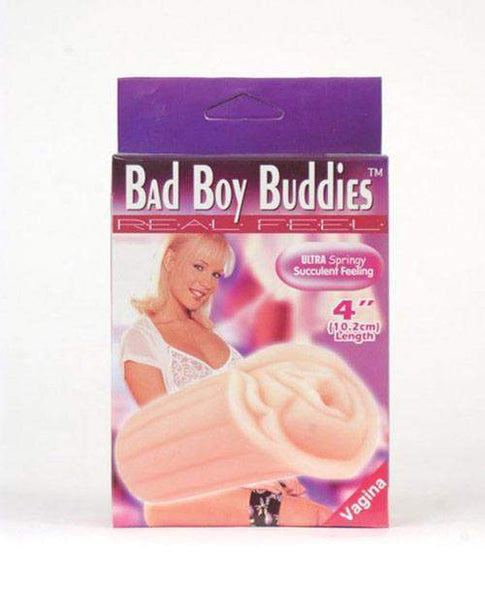 Bad Boy Buddies Real Feel Vagina-LoveBoxToys.com