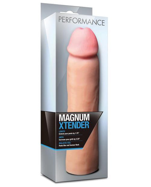 Blush Performance Magnum Xtender - Beige-LoveBoxToys.com