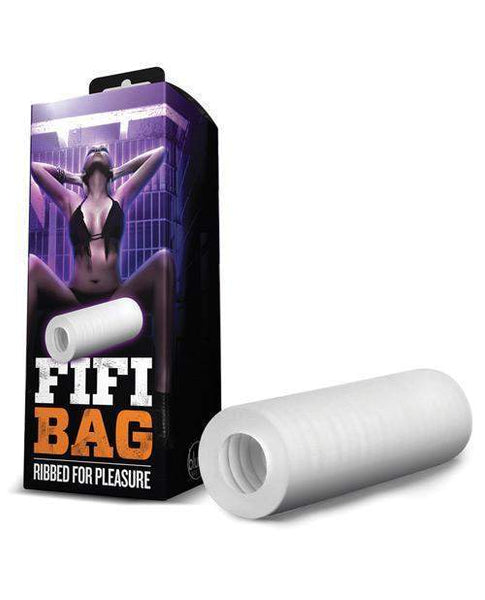 Blush X5 Men Fifi Bag - Frosted-LoveBoxToys.com
