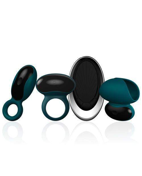 Lamourose Paramour Pour Homme - Deep Teal-LoveBoxToys.com