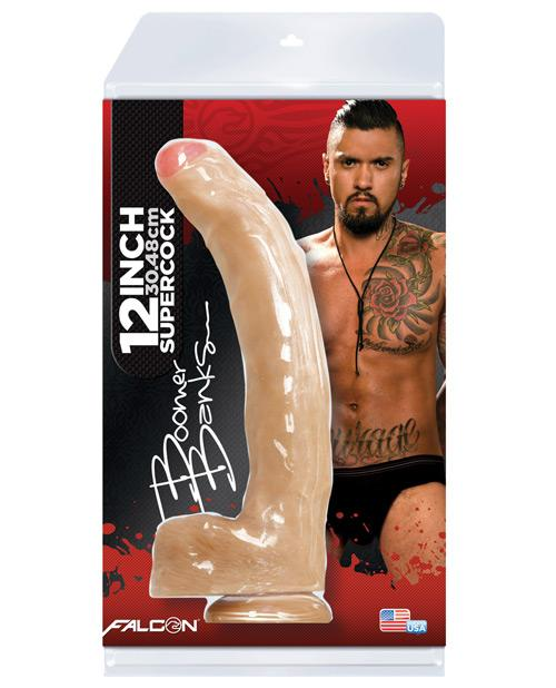 No Eta Falcon Supercocks Signature Cock - Boomer Banks-LoveBoxToys.com